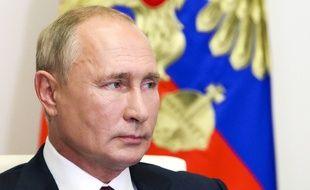 Le président russe Vladimir Poutine le 1er septembre au Kremlin.