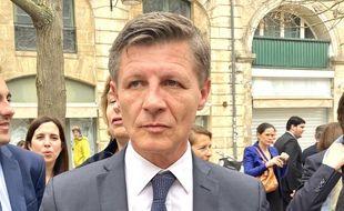 Nicolas Florian, ancien maire de Bordeaux, est candidat aux Régionales en Nouvelle Aquitaine pour la droite et le centre.
