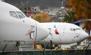 (Photo d'illustration) Le modèle 737 de chez Boeing rencontre pas mal de turbulences.