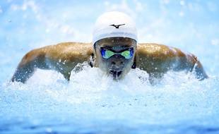 La nageuse japonaise Ikee