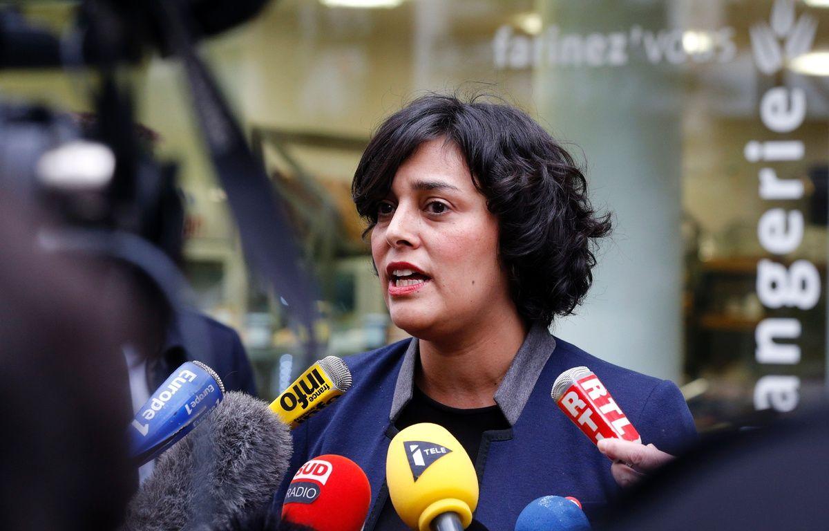 Myriam El Khomri, le 24 décembre 2015. AFP / FRANCOIS GUILLOT – AFP