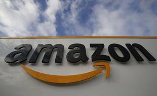 (Illustration d'Amazon(Photo by Thomas SAMSON / AFP)