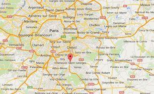 Villeneuve-Saint-Georges, dans le Val de Marne.