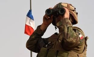 Un militaire français au Mali en 2015. (archives)