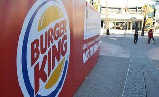 Burger King, à Odysseum.
