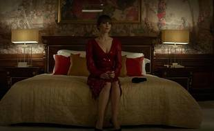 Jennifer Lawrence dans Red Sparrow de Francis Lawrence