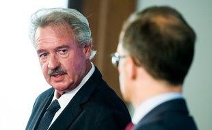 Jean Asselborn, le ministre des Affaires étrangères luxembourgeois, le 10 septembre 2018.