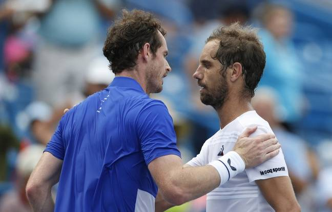 Battu par Gasquet à Cincinnati, Andy Murray renonce à jouer l'US Open en simple