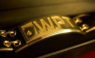 Le bracelet du vainqueur pour ceux qui remporteront l'une des prochaines étapes du World Poker Tour