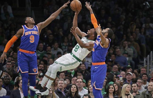 NBA : Un fan des Celtics banni à vie de la salle de Boston pour avoir lancé une canette sur le parquet
