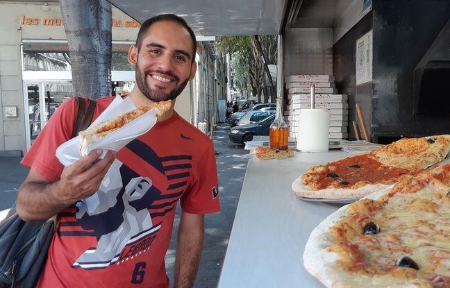 VIDEO. Marseille: Un gourmet teste tous les camions pizzas de la ville... «Je ne m'en lasserai jamais!»