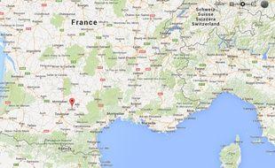 Google Maps, Gaillac (Tarn).
