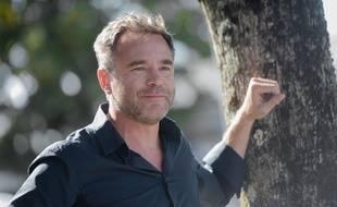 Guillaume de Tonquédec interprète l'enquêteur Sesmat dans « Une affaire française », série de TF1 dédié à l'affaire Gregory, présentée hors compétition à La Rochelle.