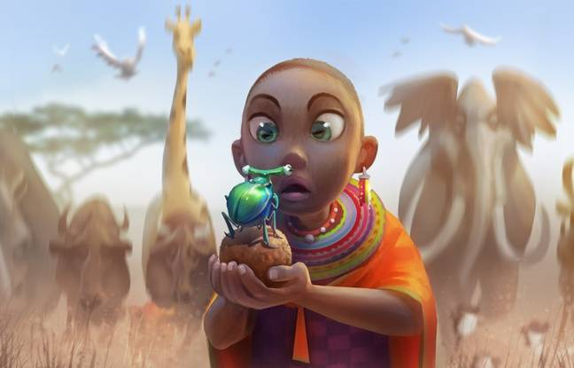 film d animation 2017