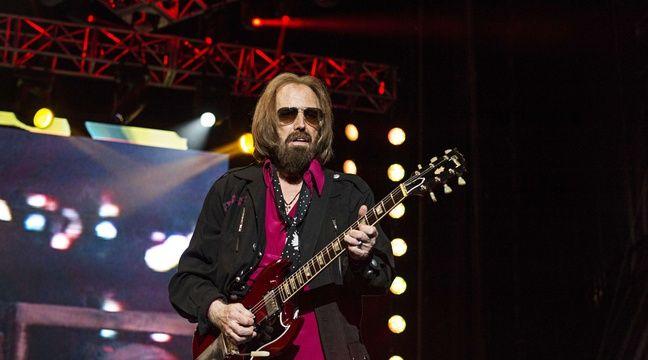 Le chanteur et guitariste Tom Petty le 17 septembre 2017 à un festival à San Diego, en Californie. –  Amy Harris/AP/SIPA