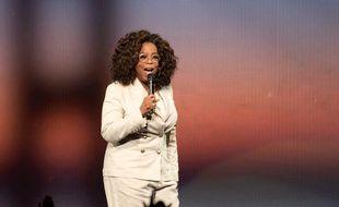 La présentatrice Oprah Winfrey