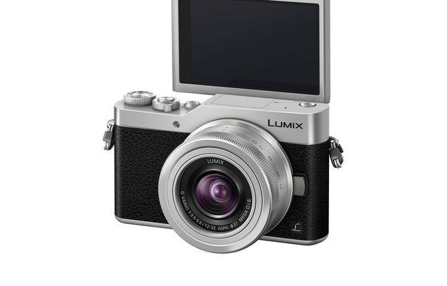 Le Panasonic GX800, belle entrée en matière dans l'univers des hybrides.