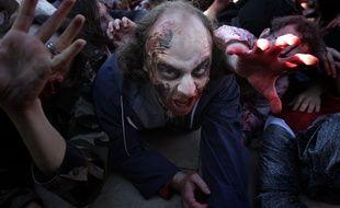 Strasbourg: Les zombies sont-ils un bon modèle d'étude pour les neuroscientifiques? (Illustration)