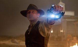 Daniel Craig dans  Cowboys et envahisseurs.
