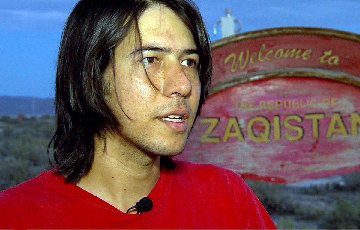 Zaq Landsberg, créateur du Zaqistan, le 29 juin 2013. – Mike DeBernardo/AP/SIPA