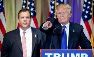 Donald Trump à Palm Beach, en Floride, le 1er mars 2016.