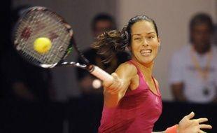 """Ana Ivanovic dispute dimanche face à l'Espagnol Anabel Medina Garrigues sa première finale depuis un an et sa victoire dans le même """"Masters bis"""" de Bali qui inspire visiblement la Serbe."""