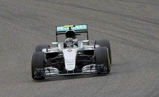 Nico Rosberg lors du Grand Prix du Japon le 9 octobre 2016.