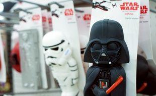 Les jouets Stars Wars font faire un carton à Noël