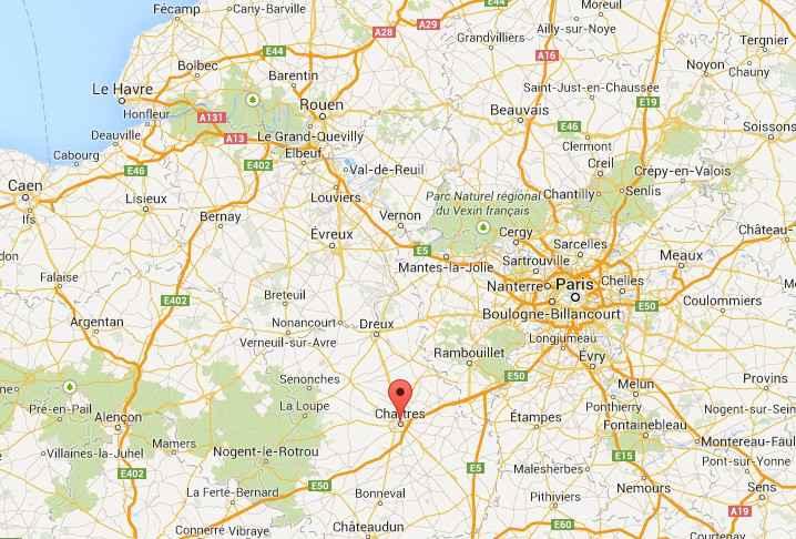 google map prostituées