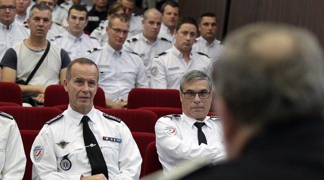 Nord de nouveaux effectifs pour la police nationale for Police nationale lille