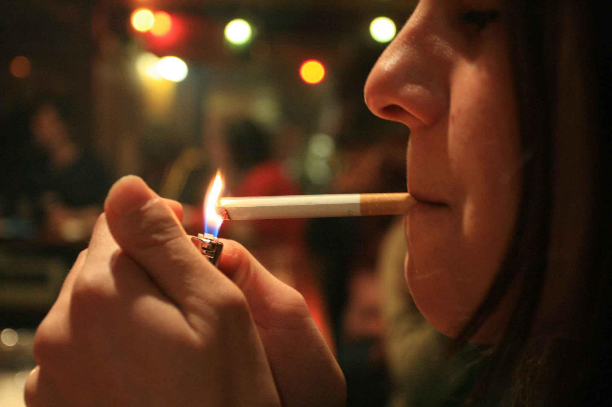 Cesser de fumer radicalement