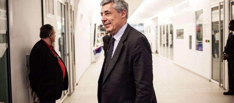 Henri Guaino, le 11 juillet 2017 à Paris.