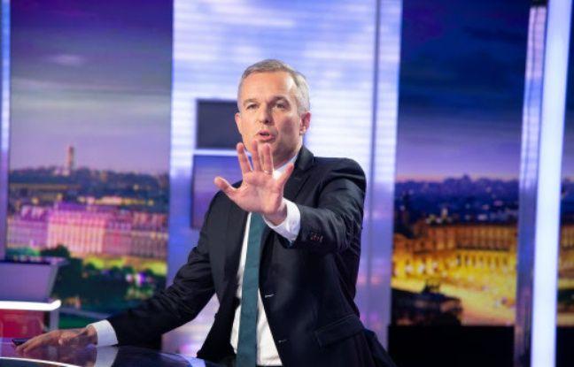 François de Rugy fait sa rentrée et attaque Mediapart et son ancien parti