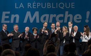 La République en marche.