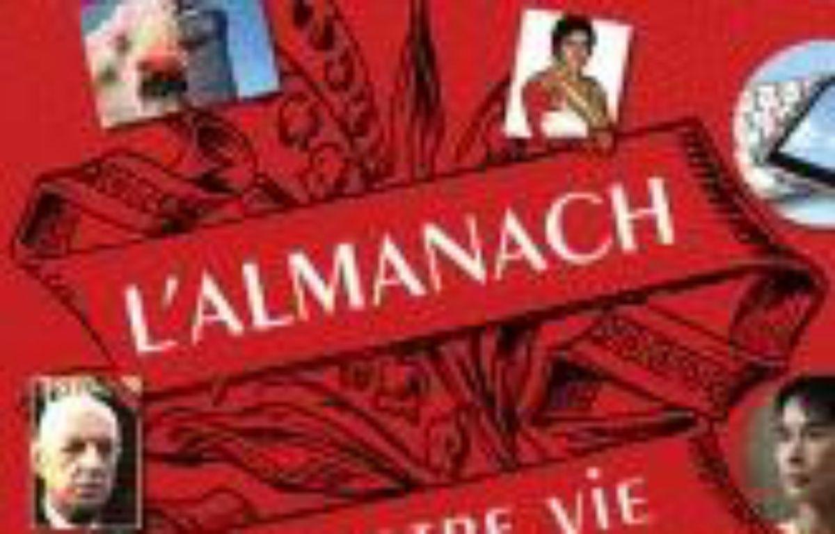 L'almanach de votre vie : 1950-2025 – Le choix des libraires