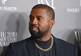 Le rappeur Kanye West en novembre 2020 à New York.