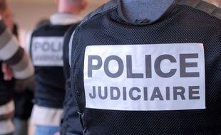 Photo d'illustration de la police judiciaire.