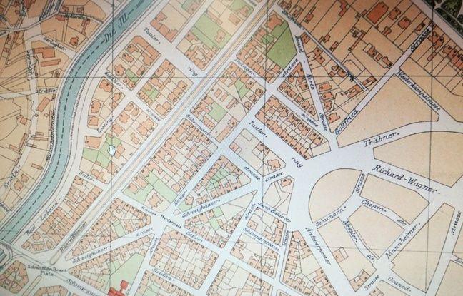 La Tauler Ring, imaginée dès 1880, mais finalisée en 1930 à cause de ces trois habitations.
