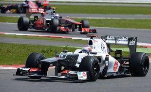 Le Japonais Kobayashi (Sauber) et le Vénézuélien Pastor Maldonado (Williams) ont tous deux été sanctionnés dimanche après le Grand Prix de Grande-Bretagne de Formule 1.