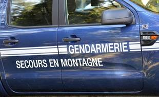 Illustration d'un véhicule de gendarmerie de secours en montagne.