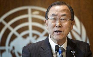 """Les Nations unies envisagent une mission de maintien de la paix au Mali forte de 11.200 hommes au maximum mais qui aura besoin d'une """"force parallèle"""" pour combattre les extrémistes islamistes, selon un rapport du secrétaire général Ban Ki-moon mardi."""