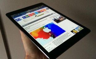 Les 200 grammes de moins de l'iPad Air lui permettent de nous accompagner plus discrètement en nomadisme...