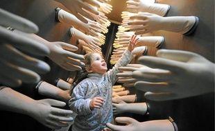 Très interactive, évidemment sensorielle, l'expo séduit les enfants autant que leurs parents.