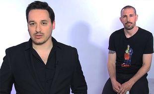 Le Web insolite selon Patrick Baud (Axolot), dans «Mon Internet à moi» (vidéo)