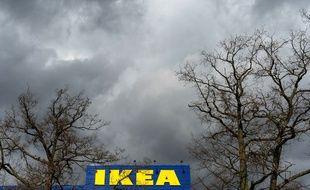 Un magasin Ikea de Stockholm. le 18 décembre 2017.