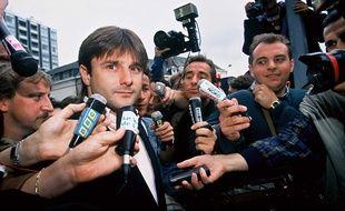 L'ancien footballeur de Valenciennes Christophe Robert a de nouveaux démêlés avec la justice.