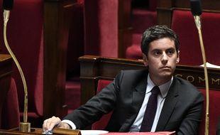 Gabriel Attal à l'Assemblée nationale, le 16 juin 2020.