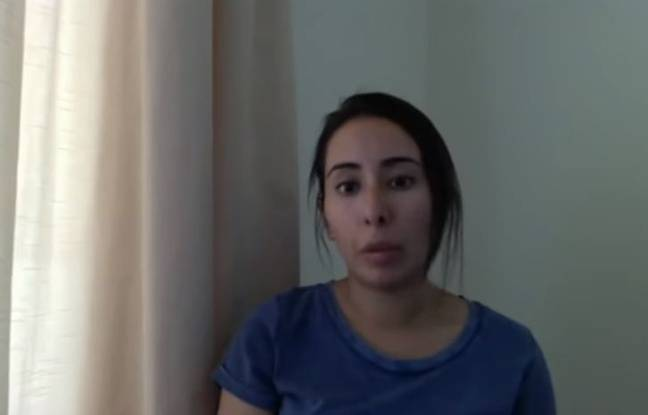 648x415 latifa al maktoum 32 ans filles cheikh mohammed ben rached al maktoum video diffusee youtube mars annonce fuyait dubai accusant pere maltraiter