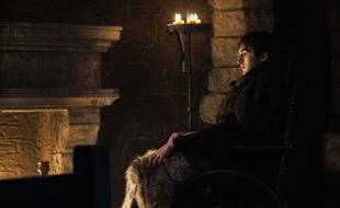Isaac Hempstead-Wright campe Bran Stark dans «Game of Thrones».