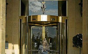 L'hôtel de Crillon doit fermer en mars.